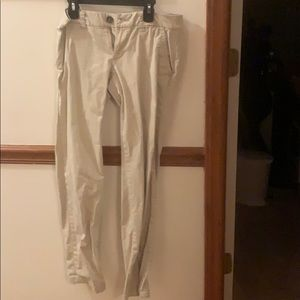 Tommy Hilfiger, Ladies Size 0, Khaki slacks